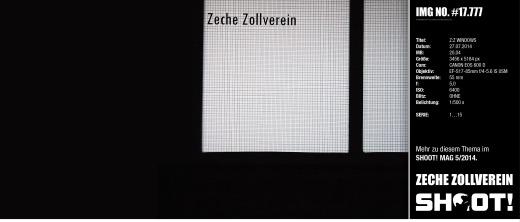 SHOOT!_KAVANG_ZecheZollverein2